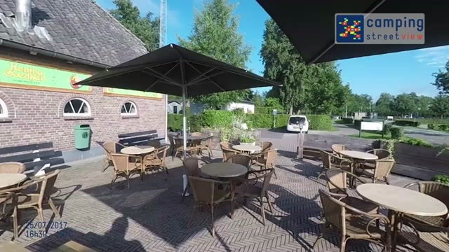 Camping-De-Bocht Oirschot Brabant-Septentrional Pays-Bas