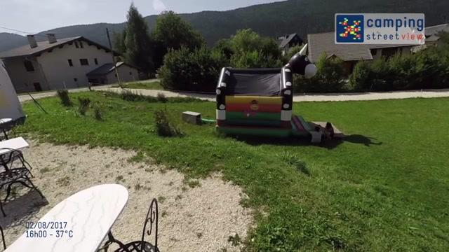 Camping-Le-Vercors AUTRANS Auvergne-Rhone-Alpes France