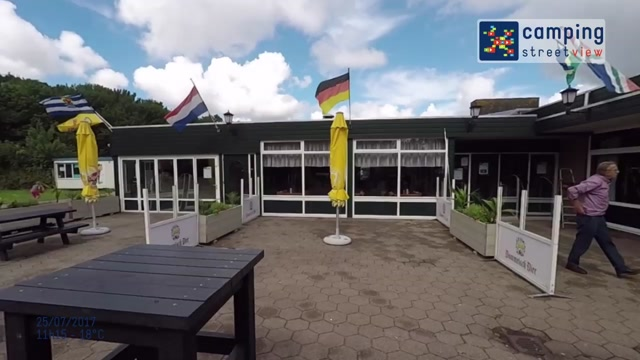 Camping-De-Krabbeplaat Brielle South-Holland Pays-Bas