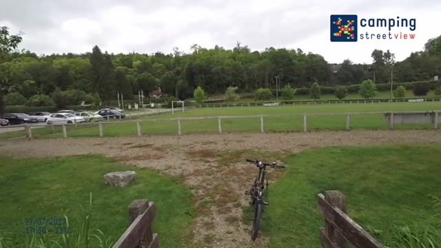 Camping-Saint-Paul Lyons-la-Foret Normandie France