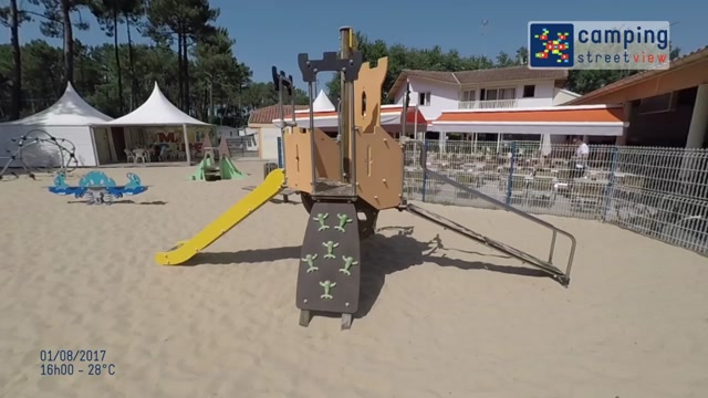 Camping-Lou-Pignada-by-Resasol MESSANGES Nouvelle-Aquitaine France