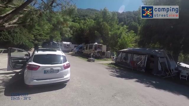 Camping-Les-Cascades LUZ-SAINT-SAUVEUR Occitanie France