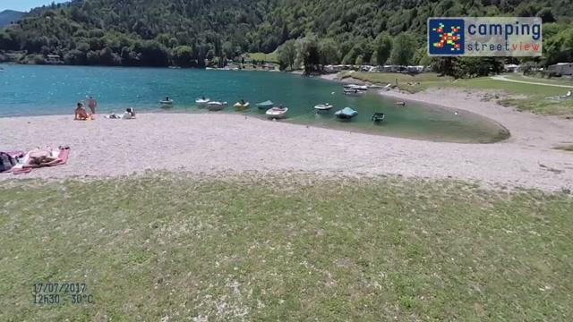 Camping-Azzurro Pieve-di-Ledro Trentin-Haut-Adige Italie.mov